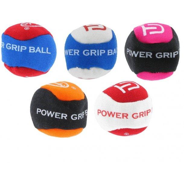 Power Grip Ball for bedre grep
