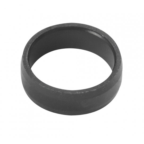 Bull´s Shaft Alu Rings Svart