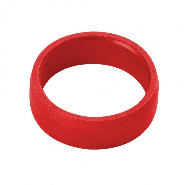 Bull´s Shaft Alu Rings Rød