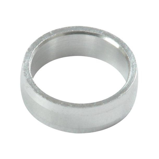 Bull´s Shaft Alu Rings Silver