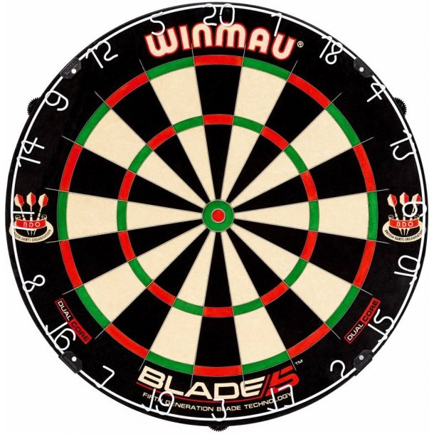 Winmau Blade 5 Dual Core Dartskive