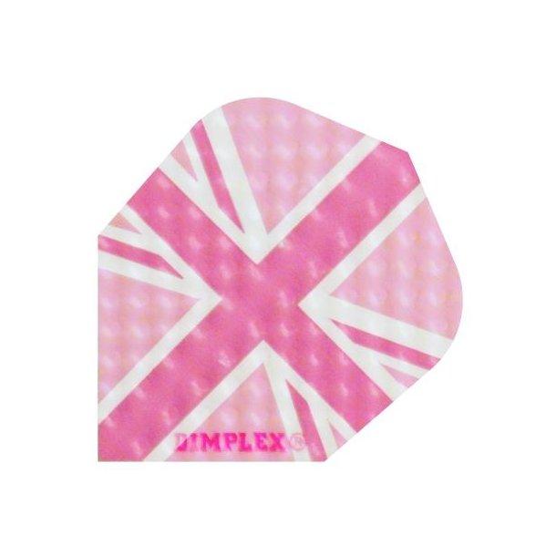 Dimplex Flights - England Pink