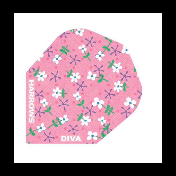 Harrows Diva Flower Pink