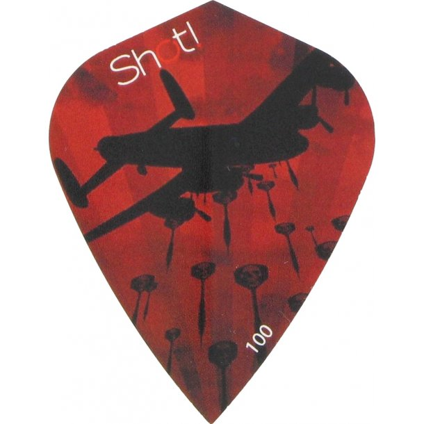 Shot! 100 Kite - Bombadier