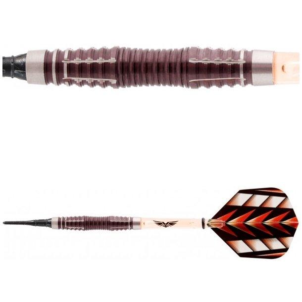 Shot! Tribal Weapon Dartpiler 90% Tungsten 20 gram softip