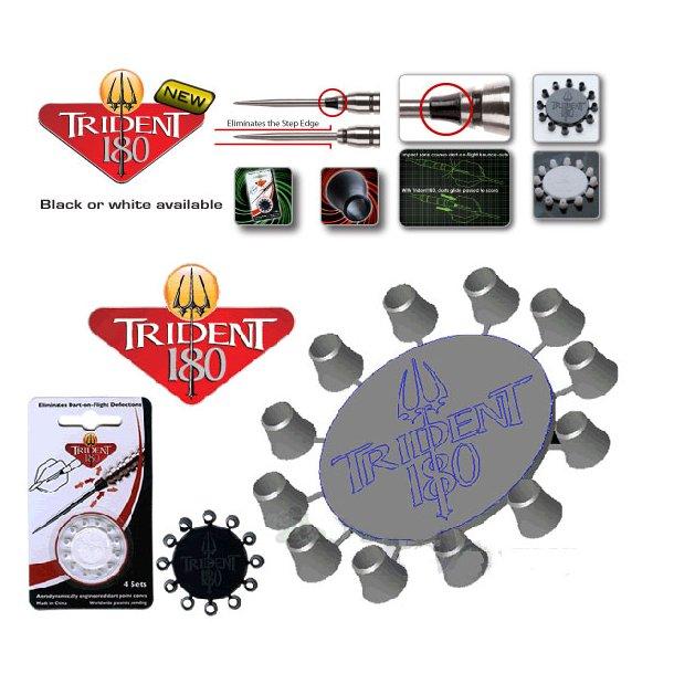 Trident 180 Cones Grå