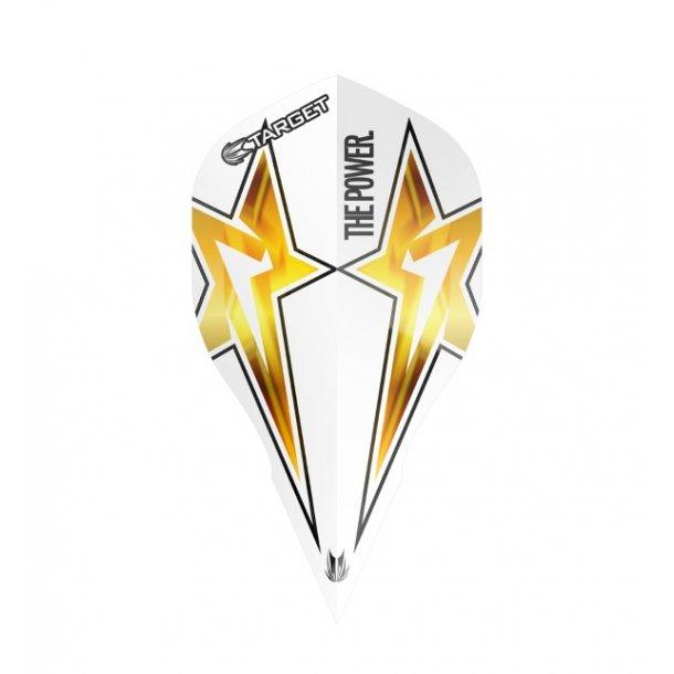 Phil Taylor Power Star White Edge